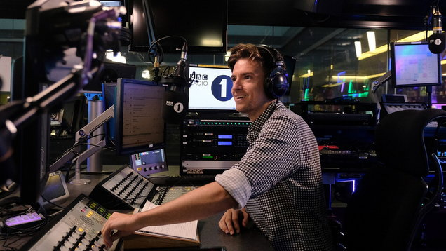 Greg James Radio 1 Breakfast Show