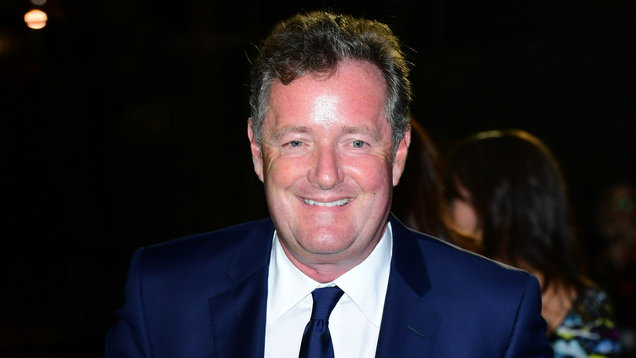 Piers Morgan hits back at Jack Whitehall over 'chins' joke at Brits