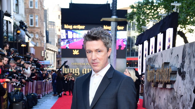 King Arthur European Premiere - London