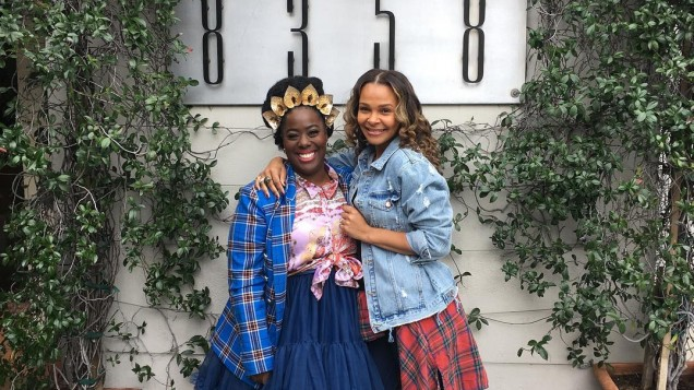 Samantha Mumba and Nadine Reid bring you access all areas at the Oscars!