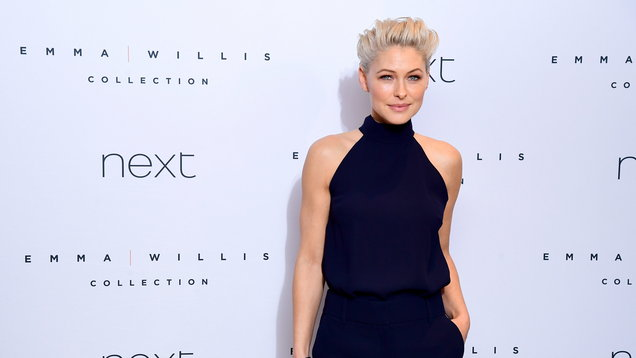 8134f851e2194 Video  Emma Willis has launched an elegant clothes collection with ...
