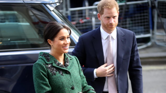 Harry and Meghan get a taste of Canada on Commonwealth Day