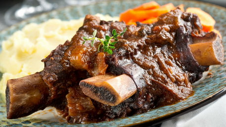 St. Patrick's Day Irish Beef Short Rib