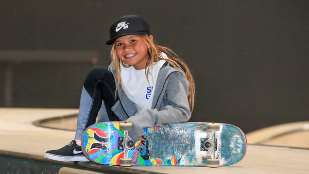 Skateboard GB Team Announcement - Graystone Action Academy
