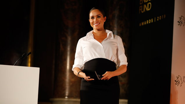 Duke and Duchess of Sussex attend Endeavour Fund Awards