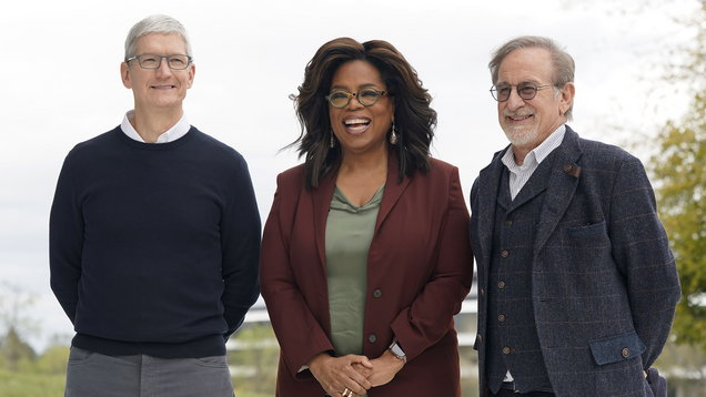 Apple to take on Netflix and Amazon in battle of streaming services