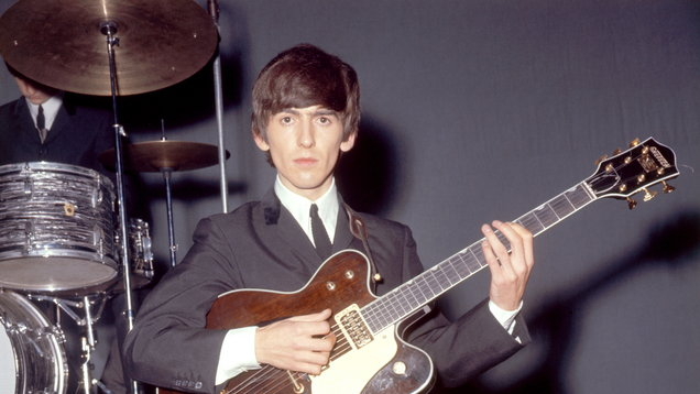 The Beatles - George Harrison - Liverpool