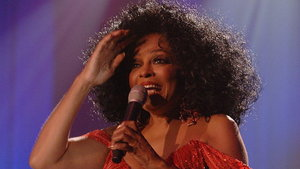 Diana Ross in concert - London
