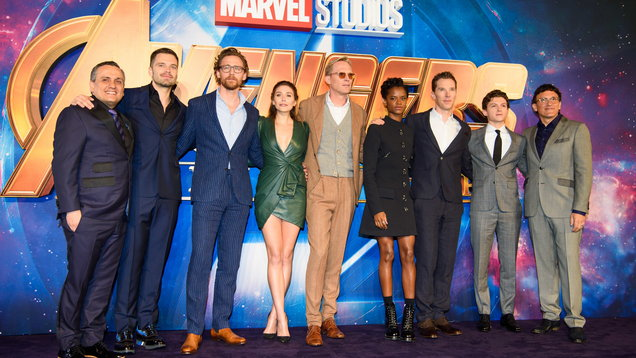 Avengers: Infinity War UK Fan Event - London