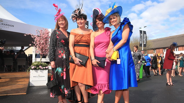 Aintree Ladies Day: All the weird and wonderful attention-grabbing hats