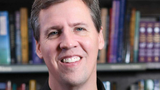 Author Jeff Kinney: 'I'm not even the most influential person in my house'