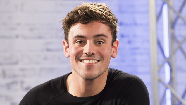 Tom Daley BUILD Series event