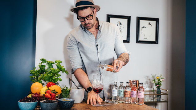Here's how tinkering with tonic water can spruce up your favourite spirit