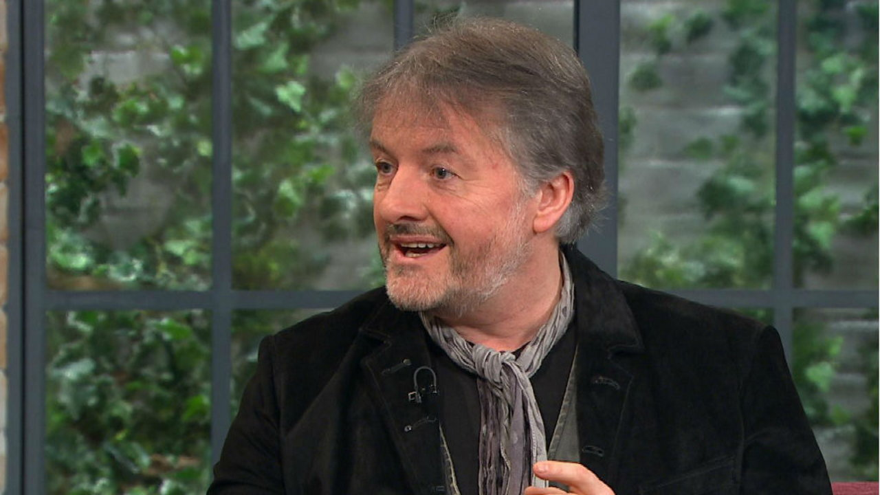 Best-Selling Author John Connolly