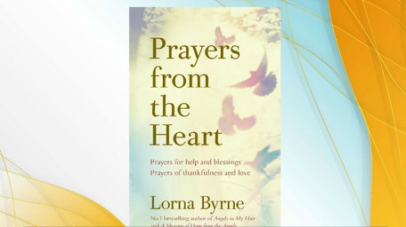 Author Lorna Byrne