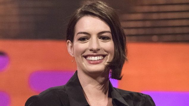 Anne Hathaway: I only had one week to prepare for British accent in new film