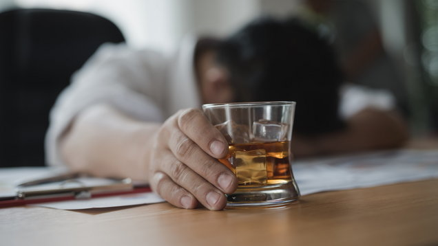 Ask a counsellor: My husband has a drink problem - what do I do?