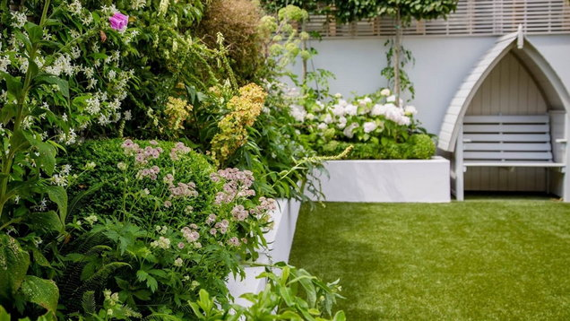 Faking it: How faux plants and flowers can liven up indoor and outdoor spaces