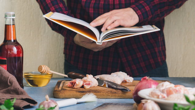 Foodies have been sharing hilarious ideas on Twitter with #mycookbookiscalled