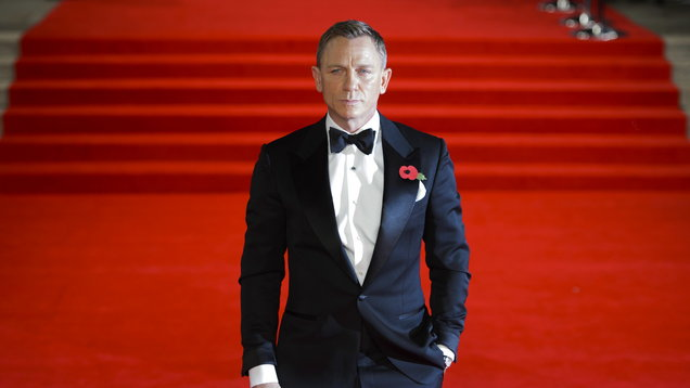 Spectre Royal World Premiere - London