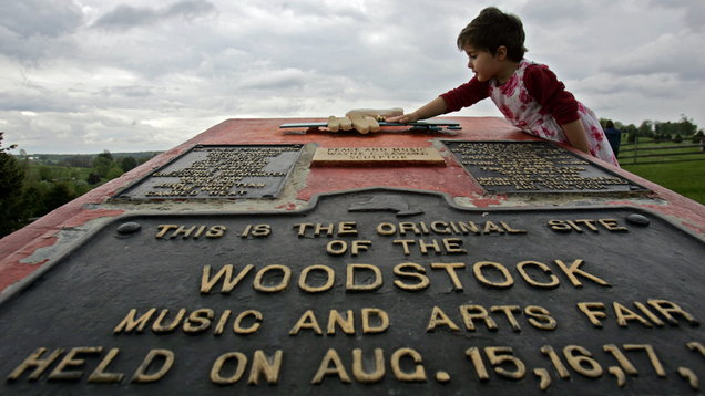 Music-Woodstock 50 Tickets