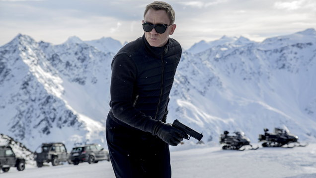 New James Bond film Spectre