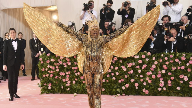 Campness is about gender fluidity, and these are the men who brought it at the Met Gala