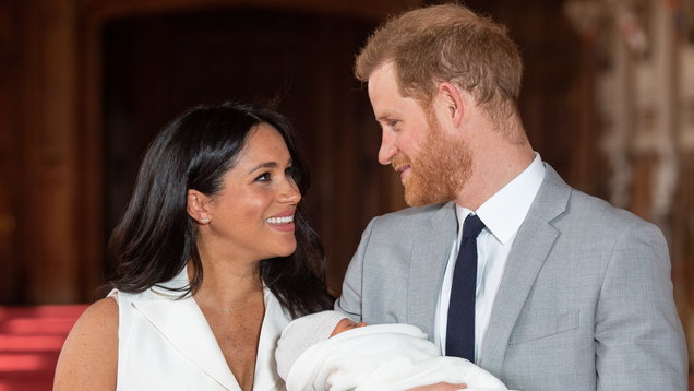 This is what Meghan's post-birth look says about her style as a new mum