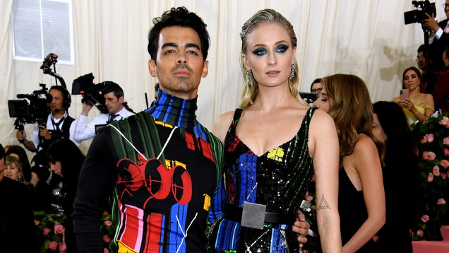 Game Of Thrones star Sophie Turner says husband Joe Jonas saved her life
