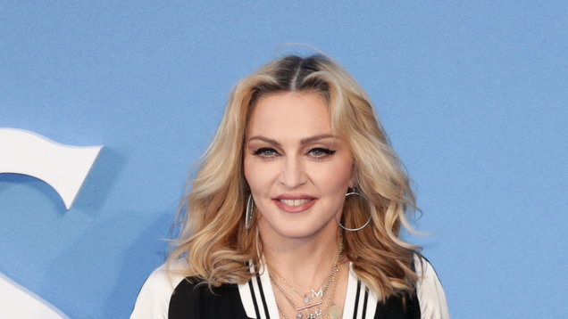 Madonna controversy as Israeli and Palestinian flags feature in Eurovision show