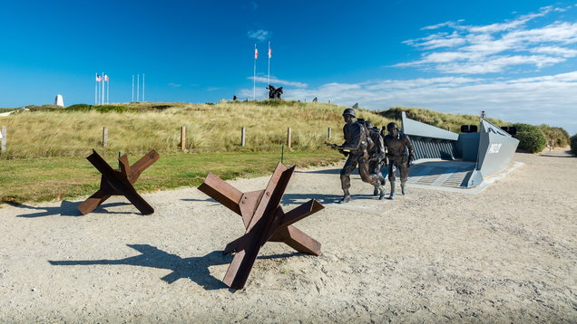 The Utah Beach D-Day Museum