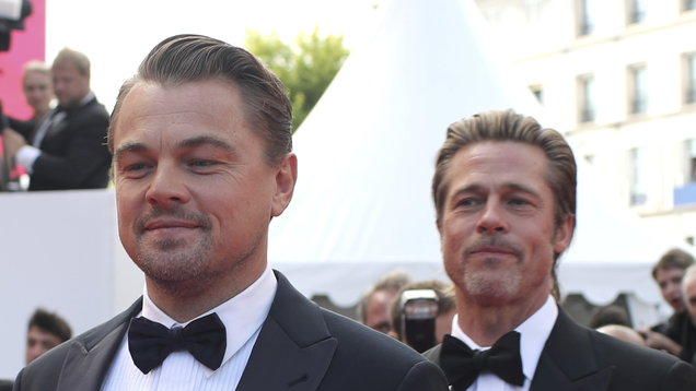 Star-studded cast arrive on Cannes red carpet for Once Upon A Time In Hollywood