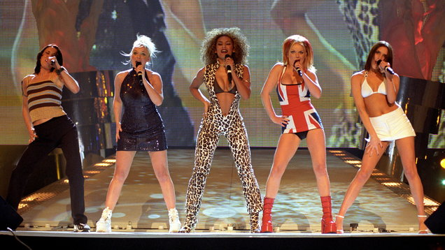 Brit Awards – Spice Girls