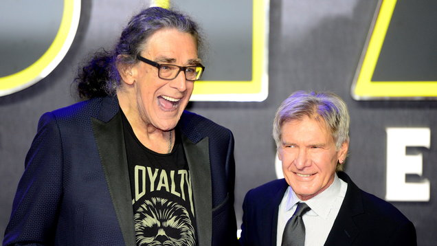 Peter Mayhew death