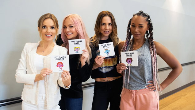 Spice Girls' Emma Bunton: I have butterflies in my tummy ahead of Dublin show