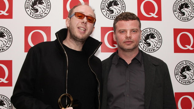 Q Awards 2010 – London