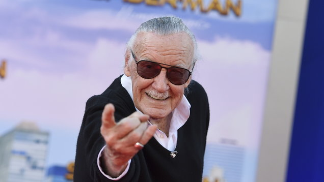 Stan Lee Elder Abuse