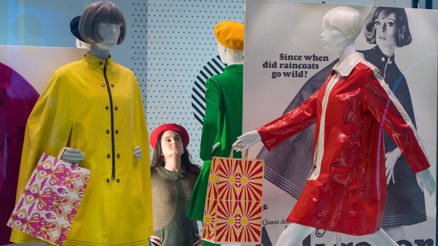 5 of the best fashion exhibitions to see in the UK and Ireland right now