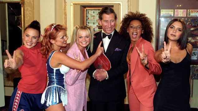 Princes Trust Royal Gala – Prince of Wales & Spice Girls – 1997