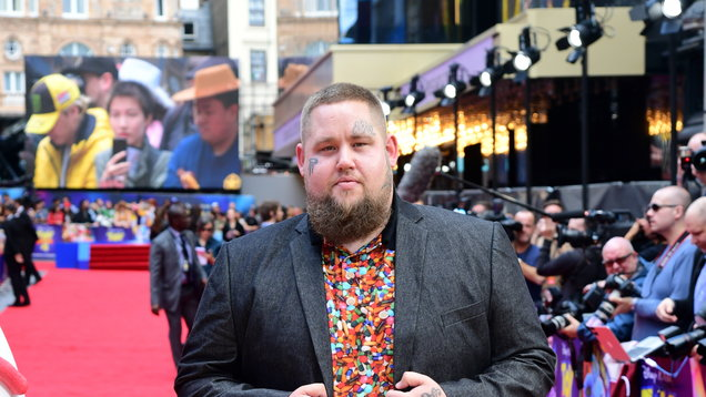 Rag'n'Bone Man's new album is 'three quarters finished'