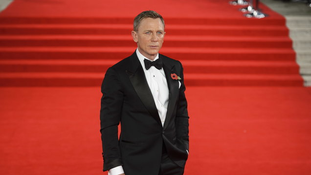 Spectre Royal World Premiere – London