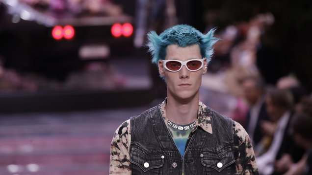 All the biggest moments you missed from men's fashion week in Milan