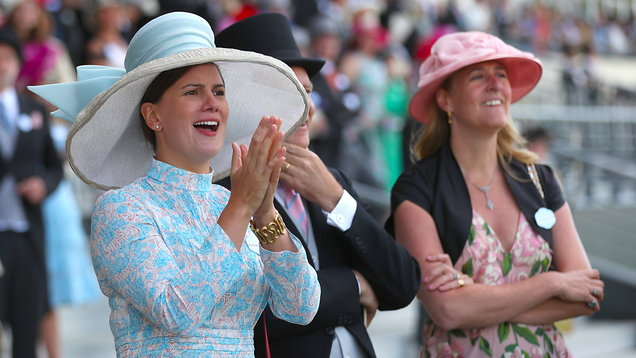 Video: From skirt lengths to top hats, here's how to dress for Royal Ascot