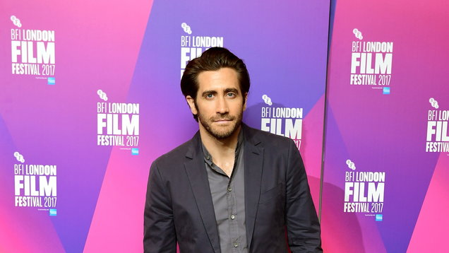 Jake Gyllenhaal Screen Talk – BFI London Film Festival 2017