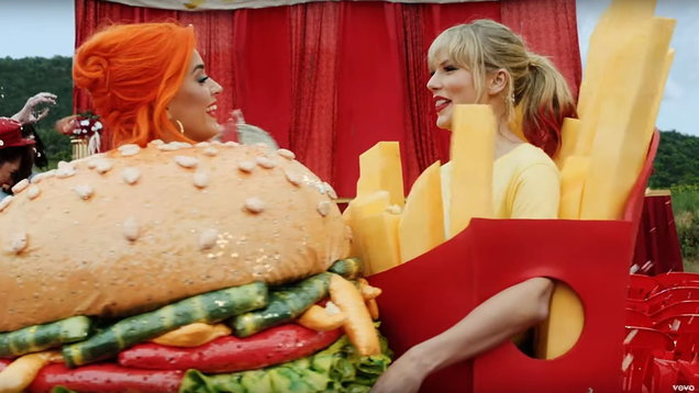 Taylor Swift and Katy Perry end feud in Swift's star-studded new video