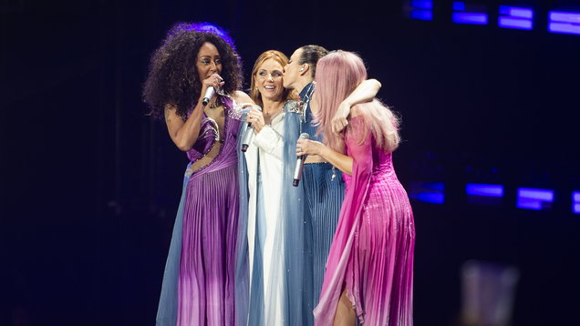 Mel B 'disappointed' that Victoria Beckham was no-show at Spice Girls tour