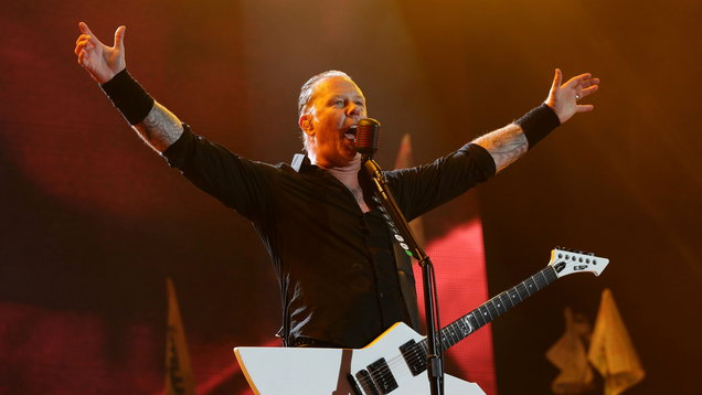 Metallica big winners at Kerrang! music awards
