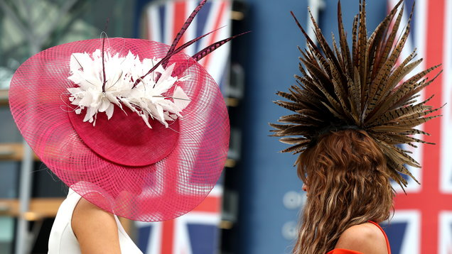 Royal Ascot – Day Three – Ascot Racecourse