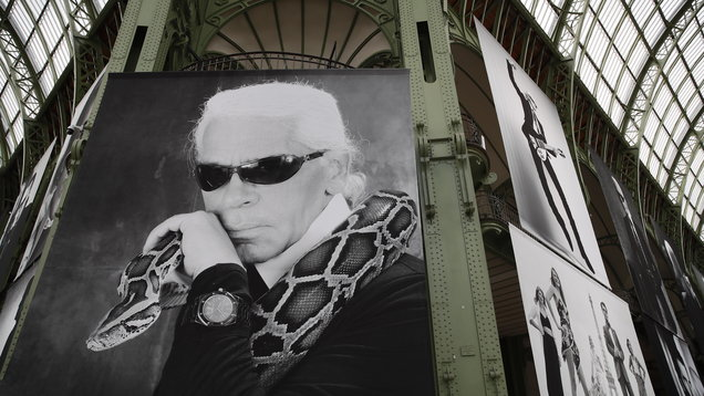 France Lagerfeld Tribute