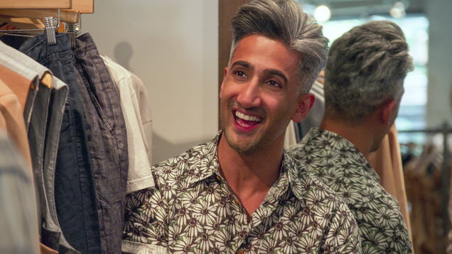 Queer Eye's fashion expert Tan France: I can't wear PJs to the shops any more